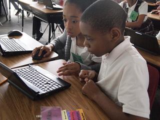 Students at MACS